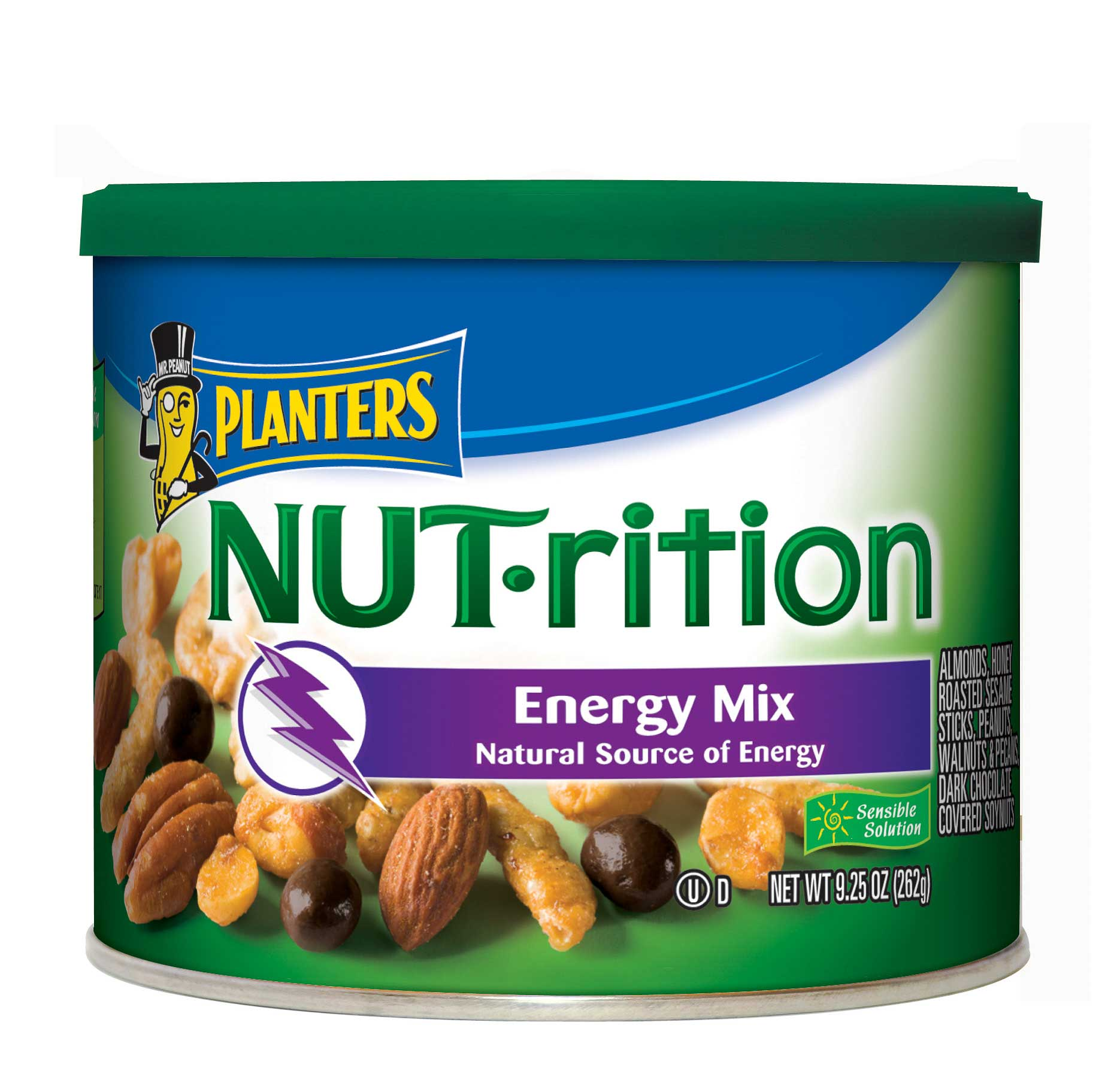 Kraft - Planters - NUT-rition - Packaging - Spring Design Partners